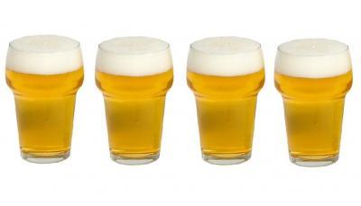 Biertje erbij en eet smakkelijk!